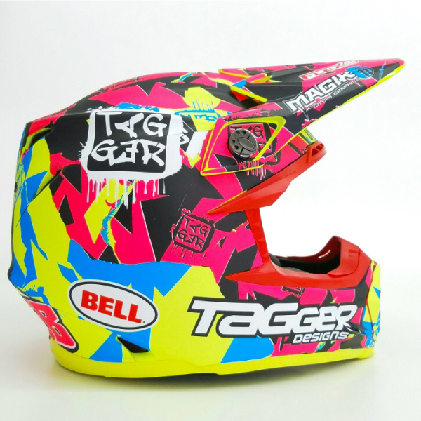 Tagger New Age Helmet Wrap